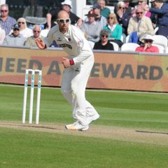 Jack Leach - Taunton Deane CC  and Somerset CCC v Essex