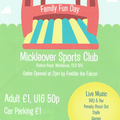 Join The Fun! Family Fun Day This Bank Holiday Monday
