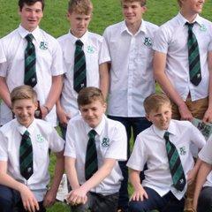 End of season group photo U14's