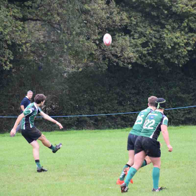 U15's 15th Oct v Collumpton