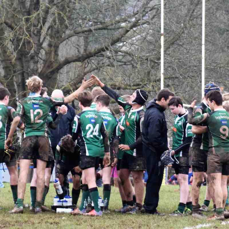 Devon Cup Quarter- Final v Totnes