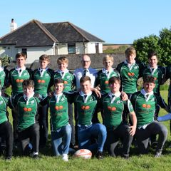 U15,s End of season group photos