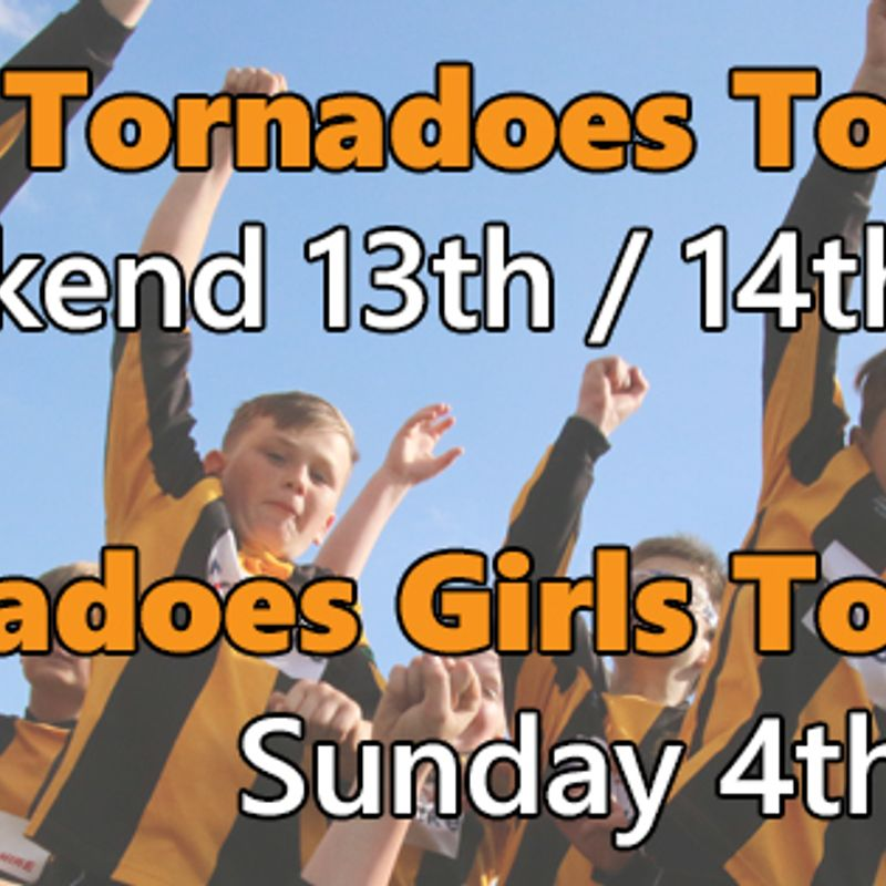 Thatcham Tornadoes Tournaments 2017 Information