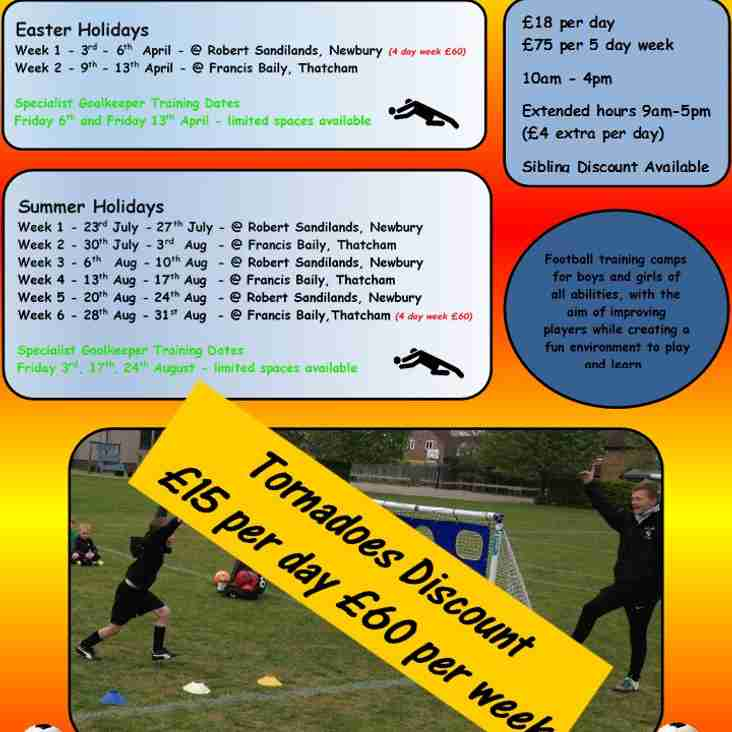 Footy Skills 4 Kids Easter Holiday Football Camps