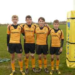 Oxford RFC players boost Wasps academy side