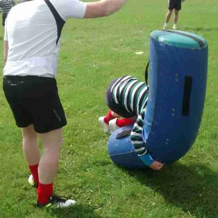 Minis and Juniors training starts Sunday 3rd September - JOIN US!
