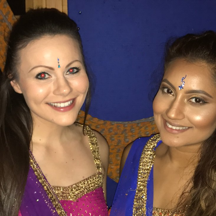 Bollywood night revisited<