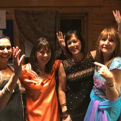 Bollywood night revisited