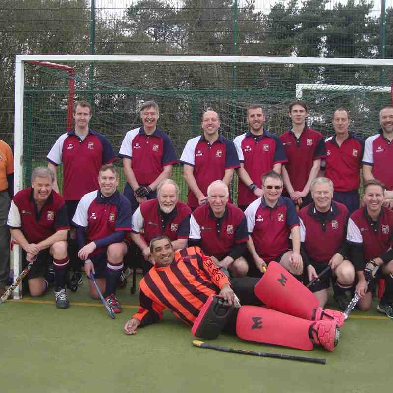 Old Silhillians Men's 4th XI