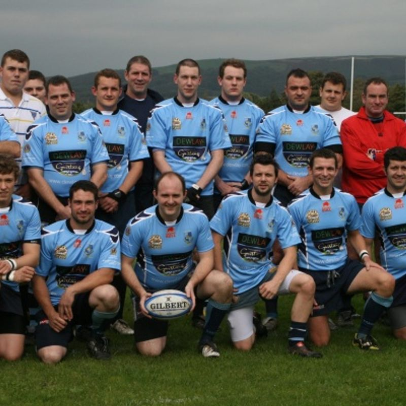 Garstang Blues (2nd XV) lose to Orrell 2 57 - 12