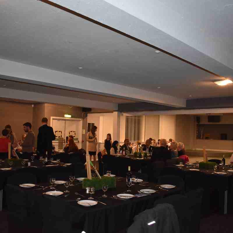 Annual Club Dinner 2017