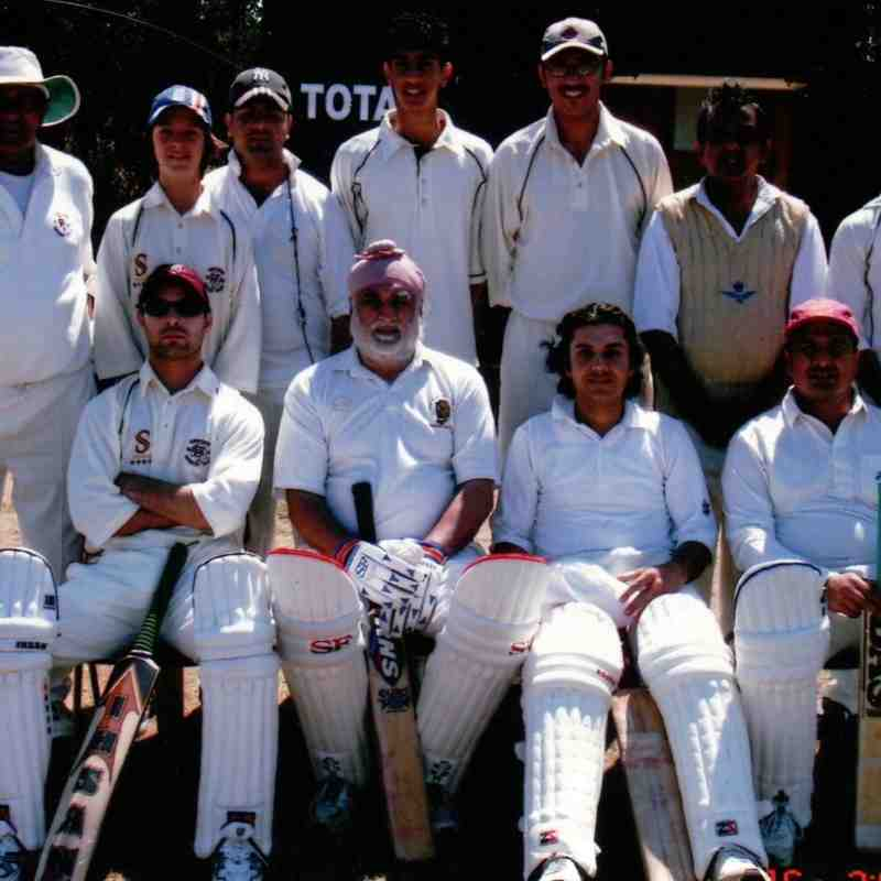 ashford 4th XI - year 2004 team