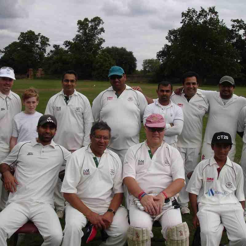 ashford 4th XI - 2015