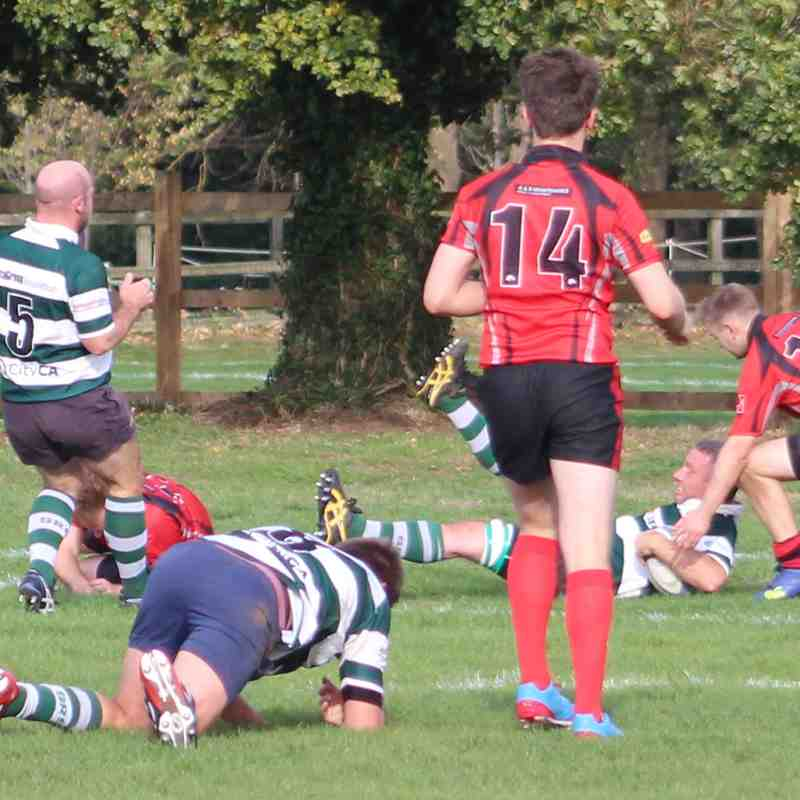 Rhinos vs Aldermaston