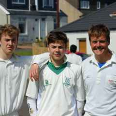 Good win by the 2nds( The Tooze didn't do Baddeley) Reporter  - Dick Dakin