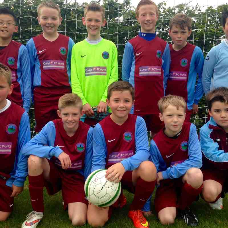 Under 11 - Jets - Great Victory Today