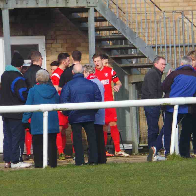 Ely City v Stowmarket Town 12/3/16
