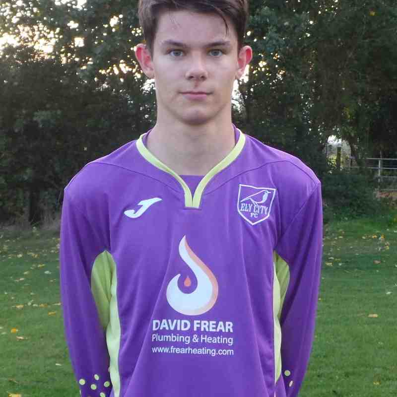 Under 18s Player Profiles 2017/18