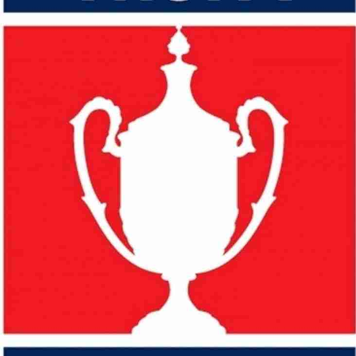 Buildbase FA Vase 1st Round Draw has been made