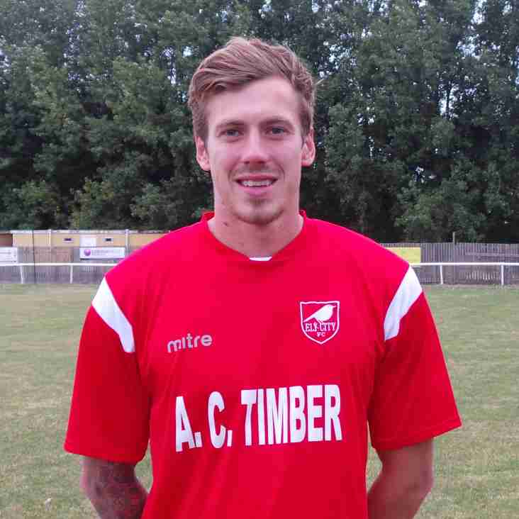 First Team player Craig Neal is going to the top