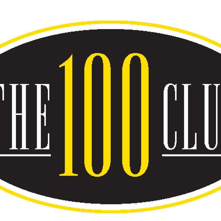 December 100 Club Winners