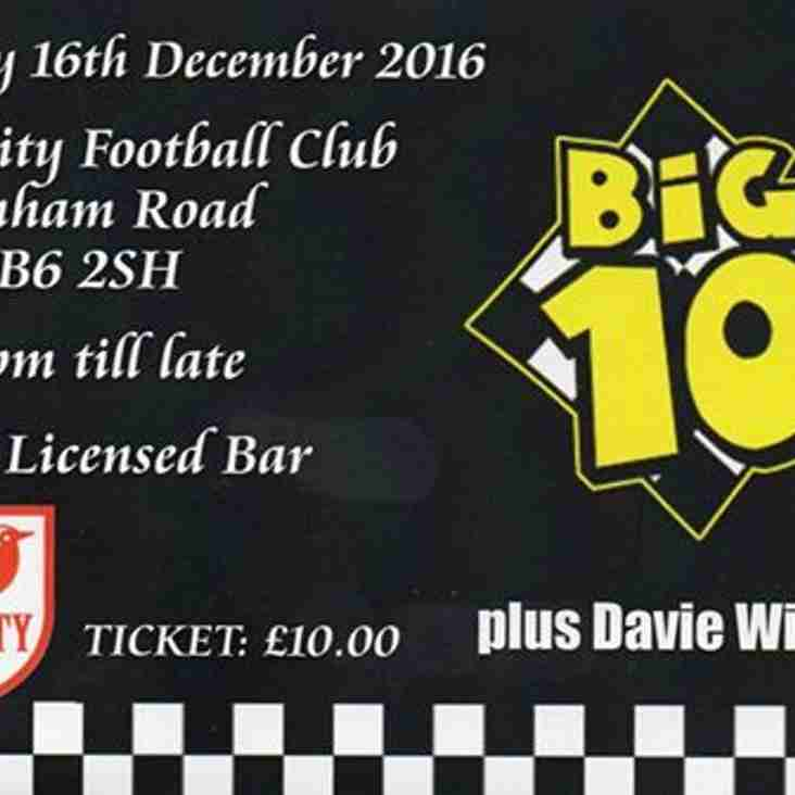 Big 10 are back at Ely City Football Club