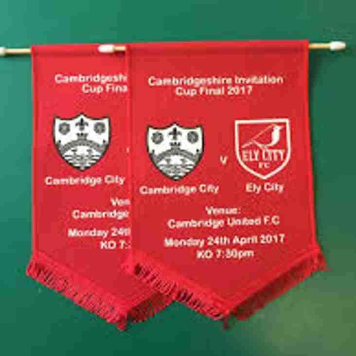 Cambridgeshire Invitation Cup Infomation