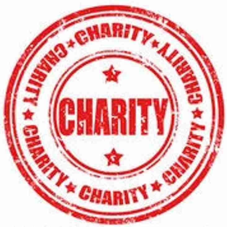 Charity Weekend is here