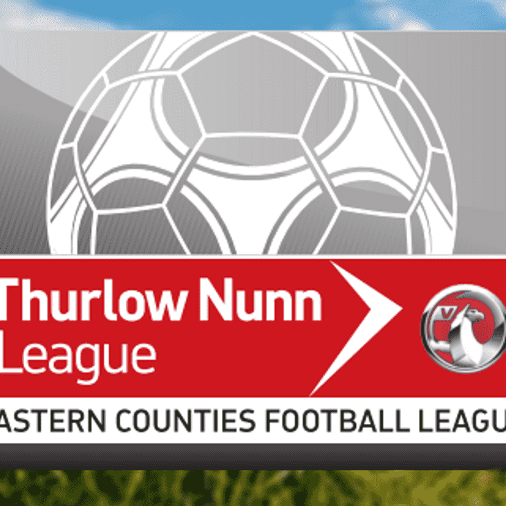 Robins drawn away in Thurlow Nunn League Cup