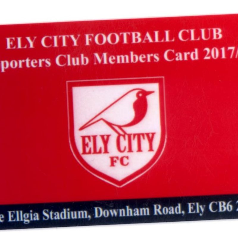 Club Membership Card now Launched