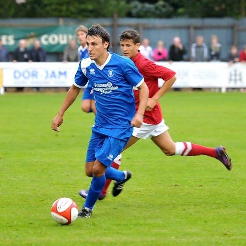 Experienced midfielder Lee Reed joins  the club