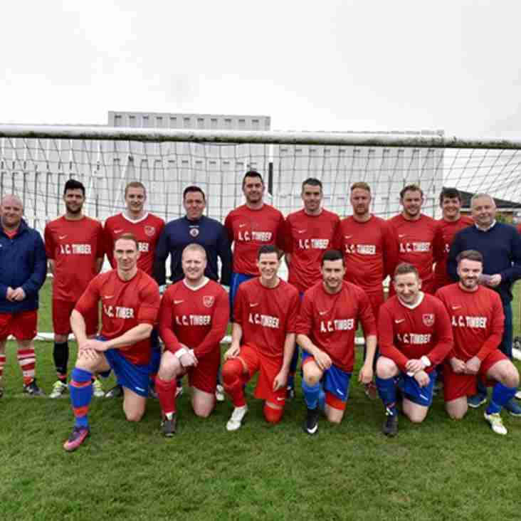 Dennis Lighting Charity Cup Sunday 15th April