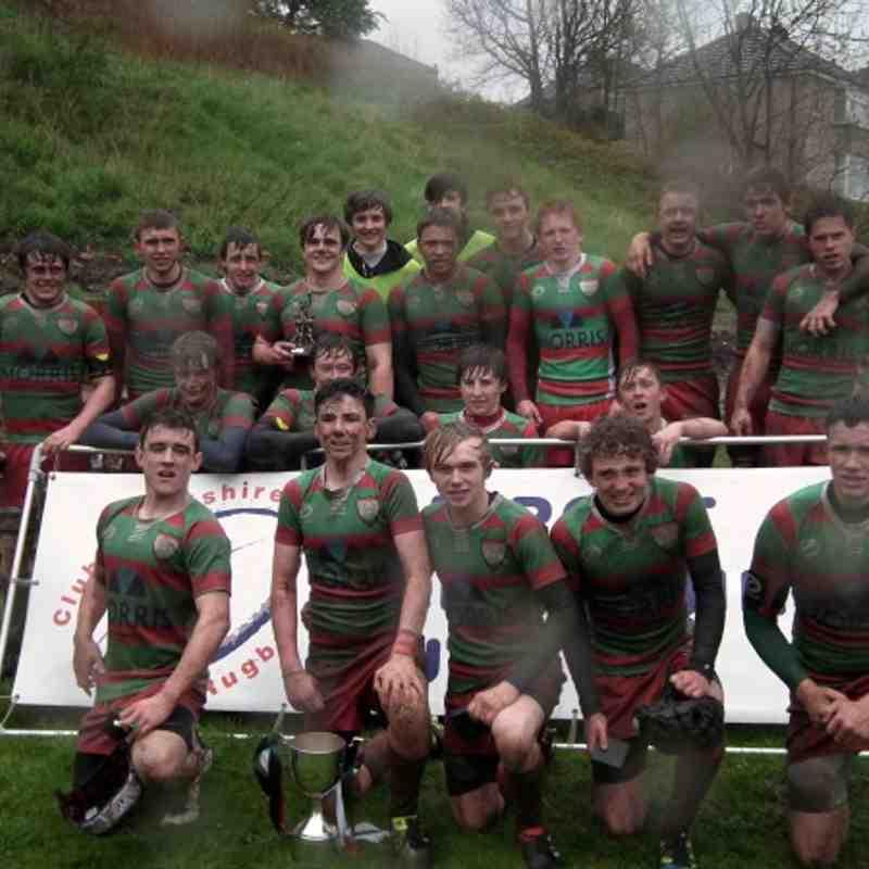 Lancashire cup 2011 - 2012 Team