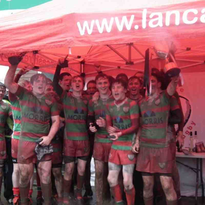 Lancashire cup 2011 - 2012 award photos