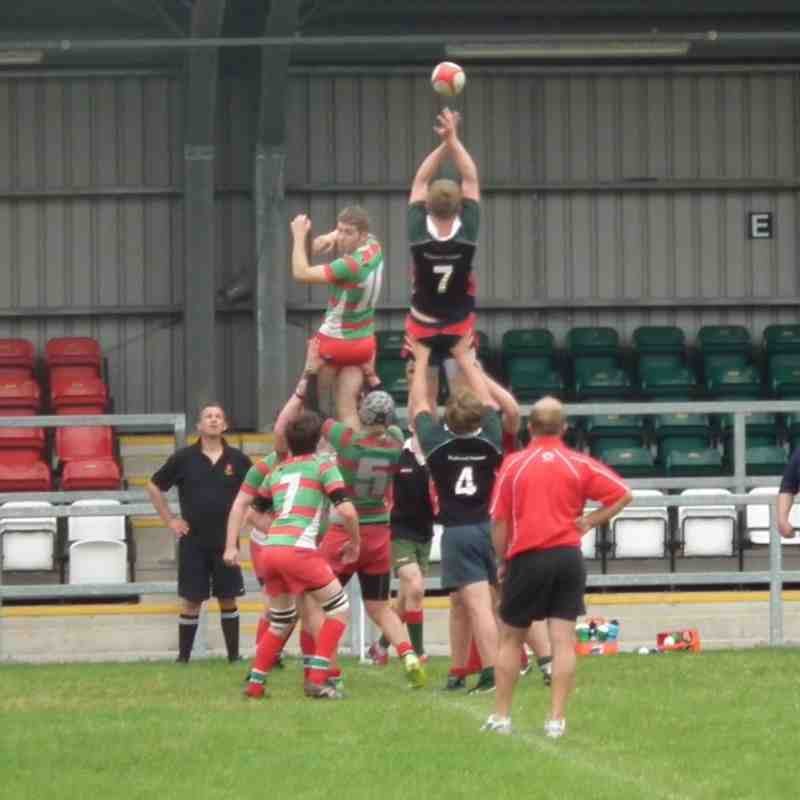 Junior Colts V Waterloo RUFC Won 44 points to 14