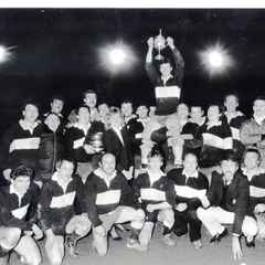 Quarter Final Lockie Cup