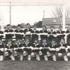 Old Techs R.F.C v Dartmouth R.F.C