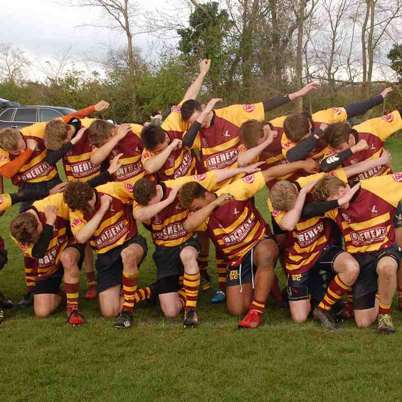 The shame of losing to Hadleigh