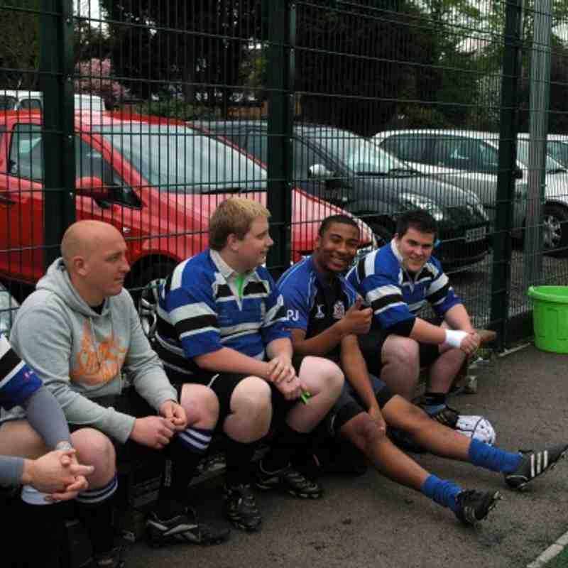 Steve Dunmore Cup 2011