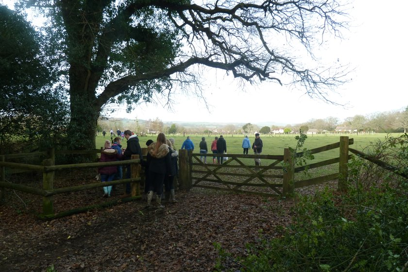 Boxing day walk 2016