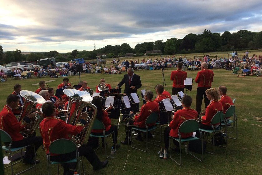 Jim Hart Memorial Concert with Hyde Band.