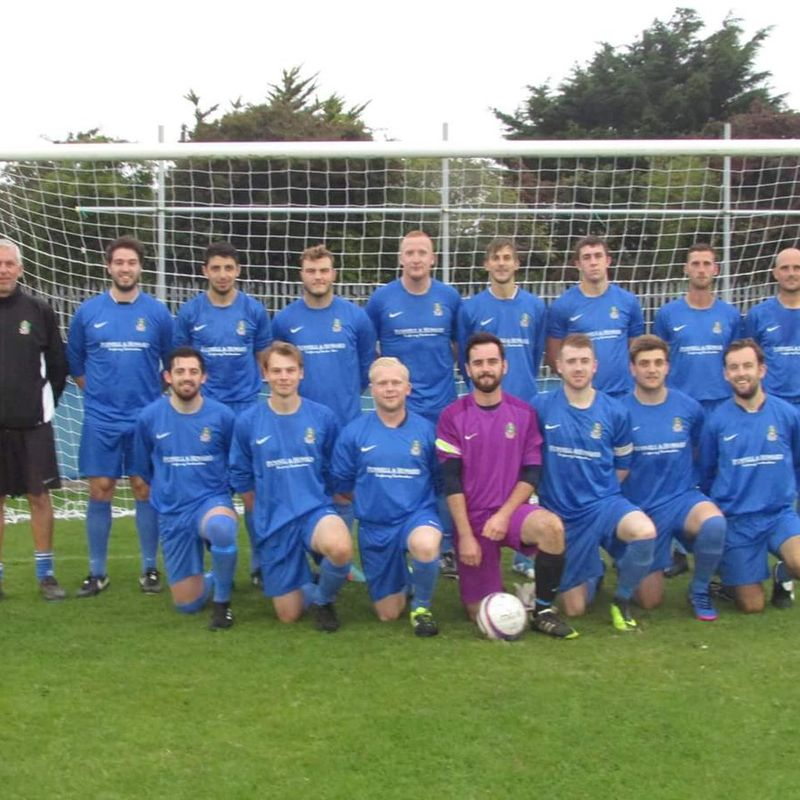 Selsey FC Reserves 1 - 1 Steyning Town Community FC Reserves