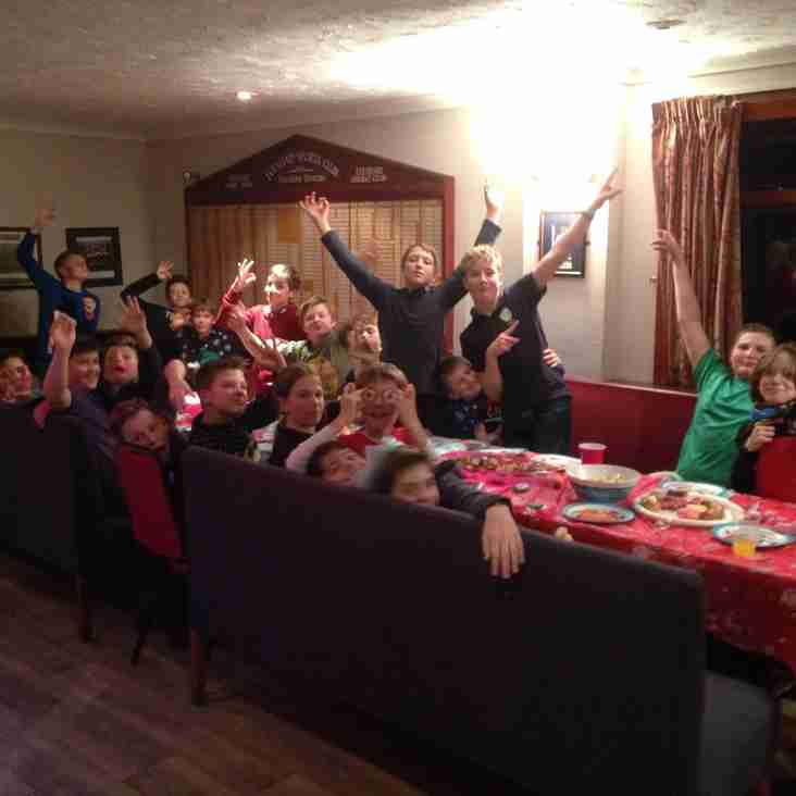 More Banta than Santa – U12 Xmas Do