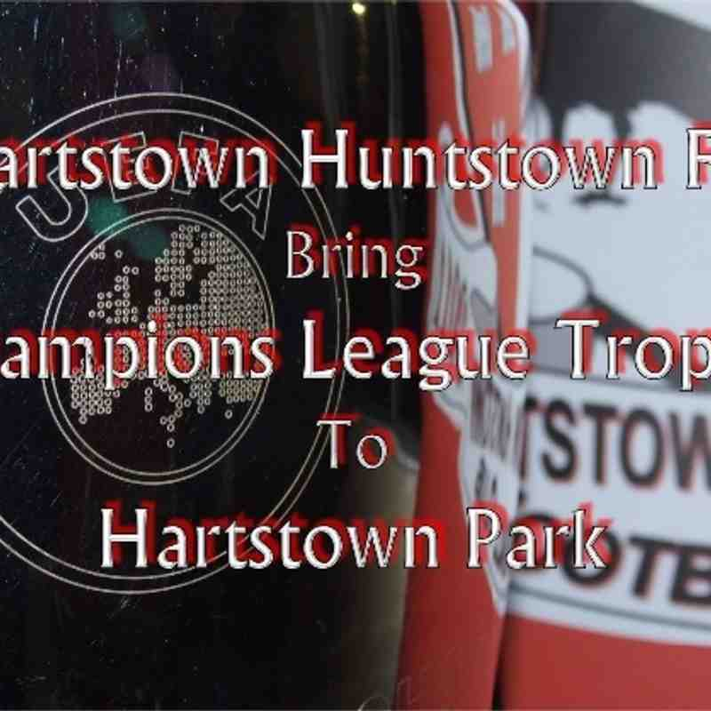 HHFC Show Off Champions League Trophy