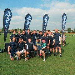 Mawsley Touch Rugby images