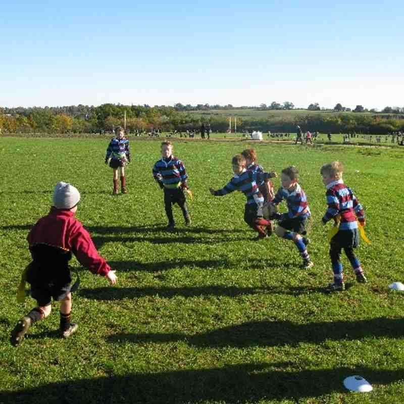 U8 Stags vs. Drifters