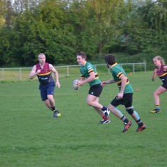 COYS v Droitwich 110515