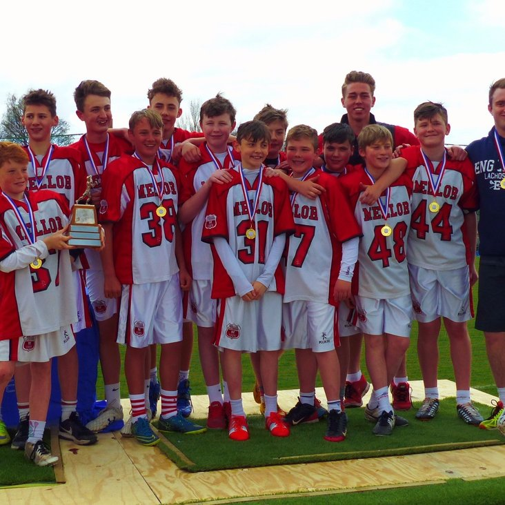 U14 win 2016 Centurion Cup at Flags weekend Match report<