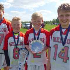 Under 12's retaining Manchester Challenge Cup