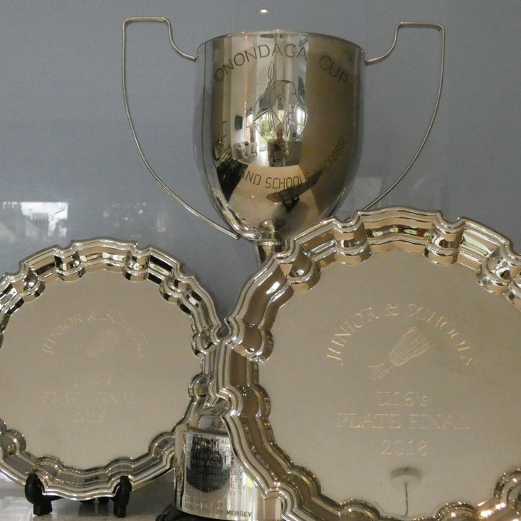Hat-Trick of Trophies for Mellor Boys at Flags Finals<